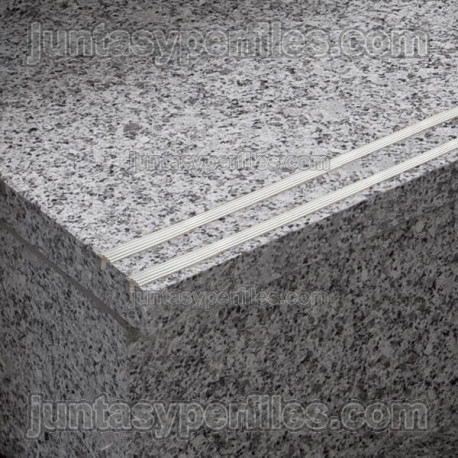 Novonivel 2 - Ramp Transition Profile For Tile