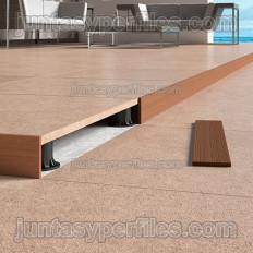 Novocover Maxi - Rodapie para de suelos técnicos
