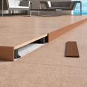 Novorodapie Maxi - Skirting board for technical raised floors
