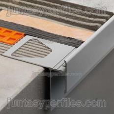 BARA-RAKEG - Aluminum sheet gutter DITRA 25