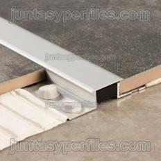 Novojunta Decor - Juntas de dilatação de alumínio