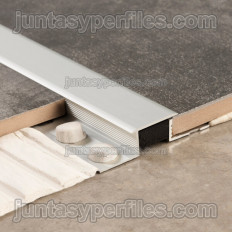 Novojunta Decor XL - Juntas de dilatación de aluminio