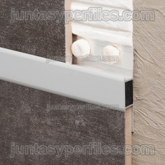 Novojunta Decor - Aluminum expansion joints
